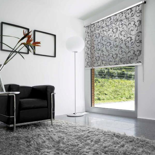 Tende per interno di tipo a rullo for Shiny home tende a rullo