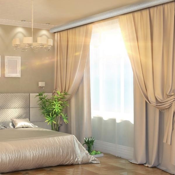 Tende per interno classiche for Tende casa classica